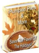 pumkin pies and more